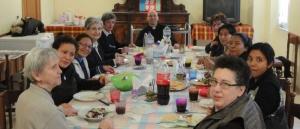 Visita alla Casa Madre delle consorelle missionarie di Guatemala e Honduras