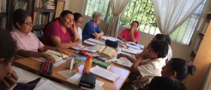 Incontro comunitario Centro-America: Honduras e Guatemala
